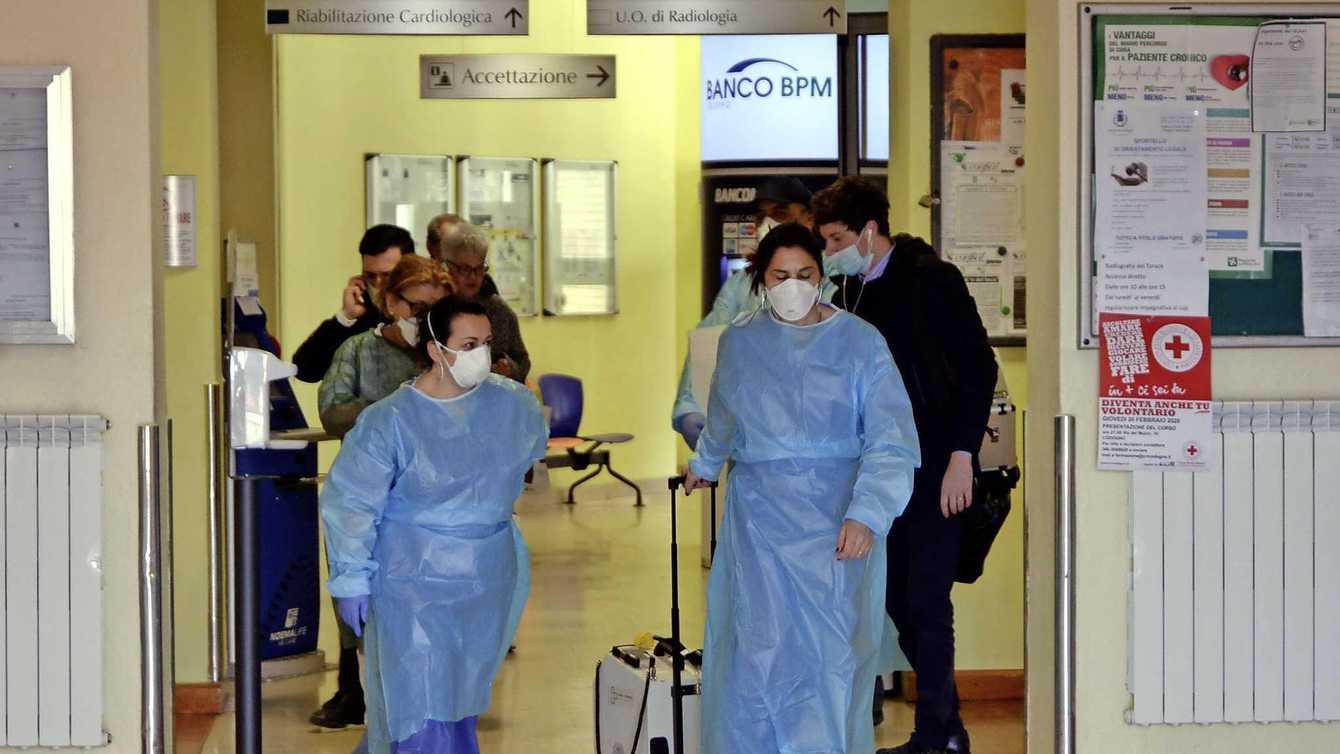 Как Италия сражается с коронавирусом