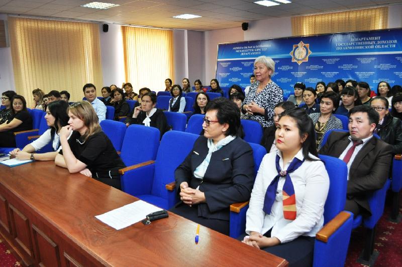 Проект «Честное предпринимательство» запустили в Акмолинской области