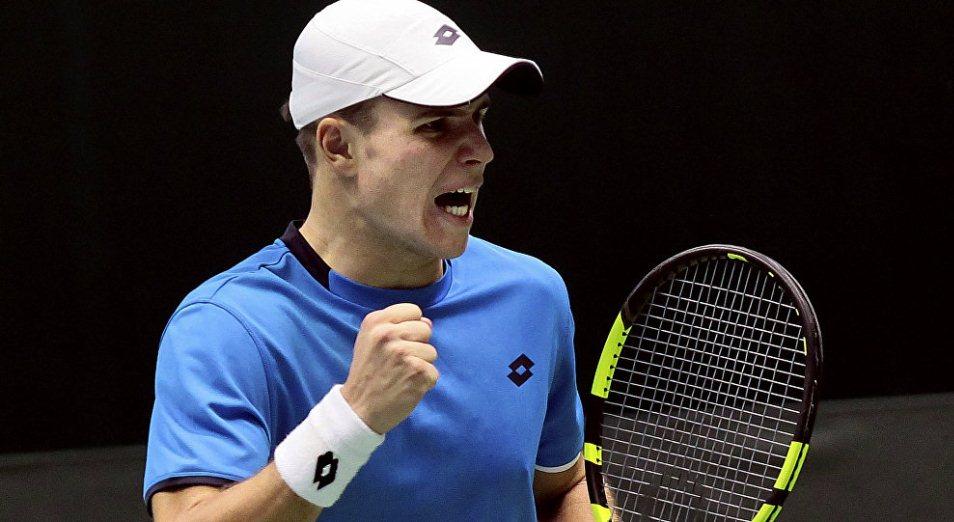 Попко и Рыбакина взяли очередные титулы в серии ITF, Дмитрий Попко, Елена Рыбакина, Теннис, Спорт