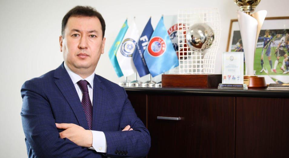 Азамат Айтхожин: «Казахстанские футбольные клубы не готовы к тому, чтобы полностью перейти на частное финансирование»