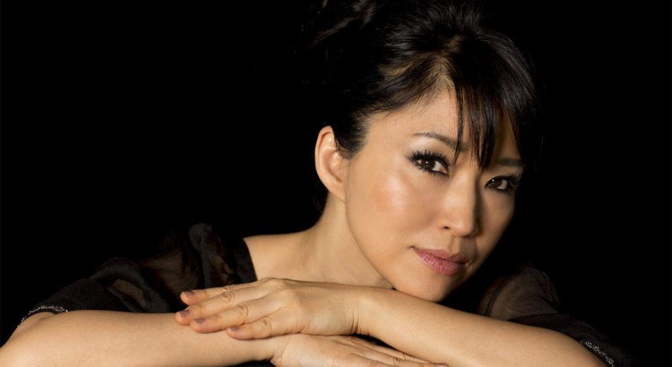 Кейко Мацуи дала бесплатный сольный концерт в Астане