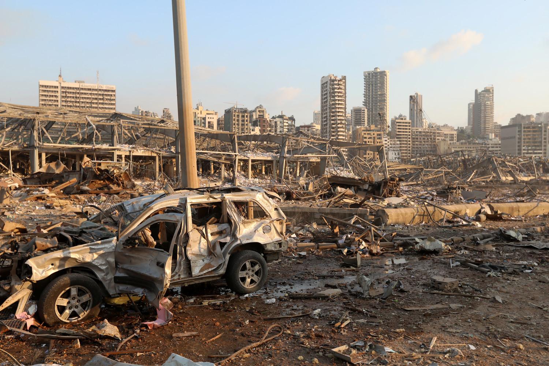 Казахстанцев нет среди пострадавших в результате взрыва в Бейруте – МИД