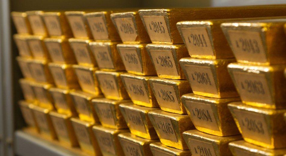Валютные резервы Нацбанка снизились на 2,9%, Нацбанк РК, внешние резервы, золотовалютные резервы, Золото, Национальный фон