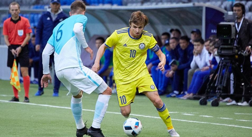 Евро-2019: Казахстан пока не догнал Словению