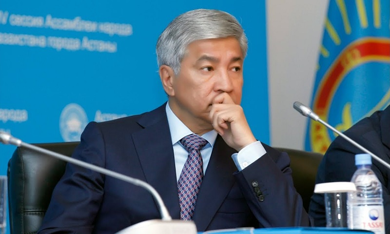 Посол Казахстана в РФ Тасмагамбетов освобожден от должности в связи с достижением пенсионного возраста