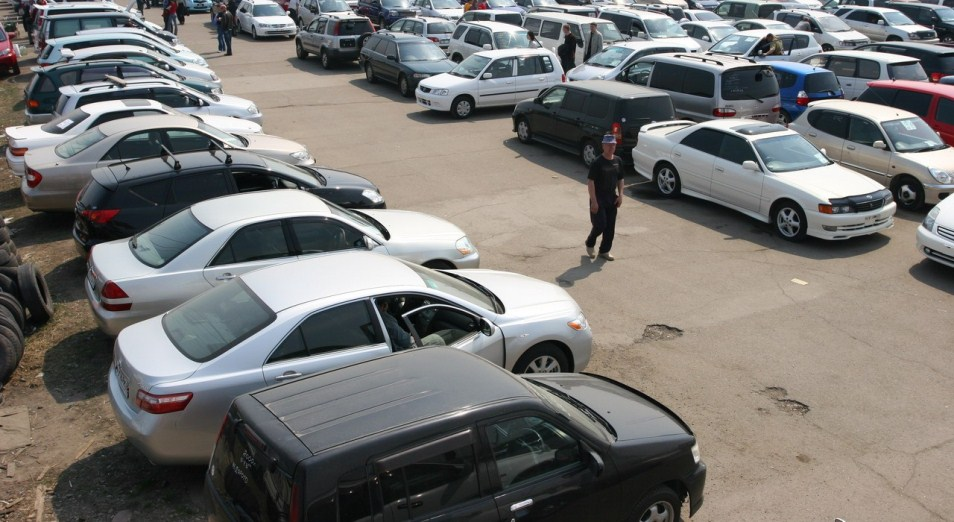 Казахстанский авторынок продолжает старение, автомобили, Авторынок, КазАвтоПром, регистрация авто