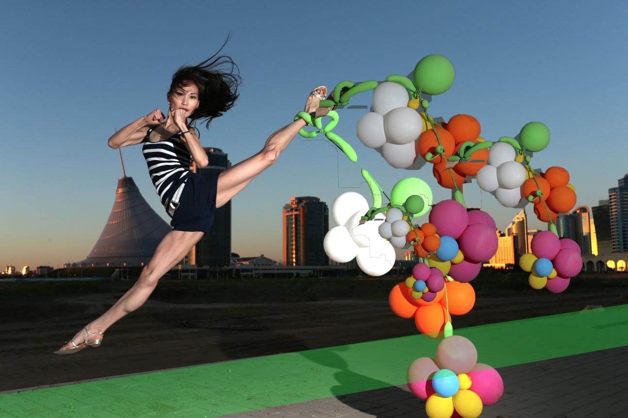 В Нур-Султане пройдет грандиозный фестиваль современного искусства