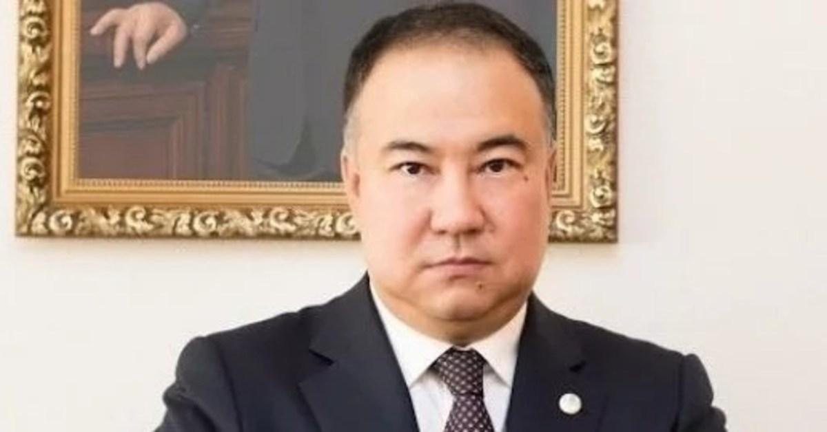 Досье: Мурзалин Малик Кенесбаевич,  Малик Мурзалин, Администрация президента РК