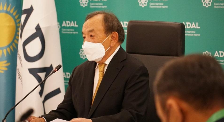 Партия ADAL выдвинула 20 человек на парламентские выборы