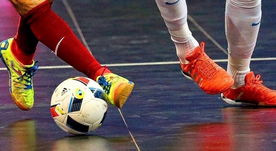 Чемпионат Казахстана по футзалу доиграют в столице