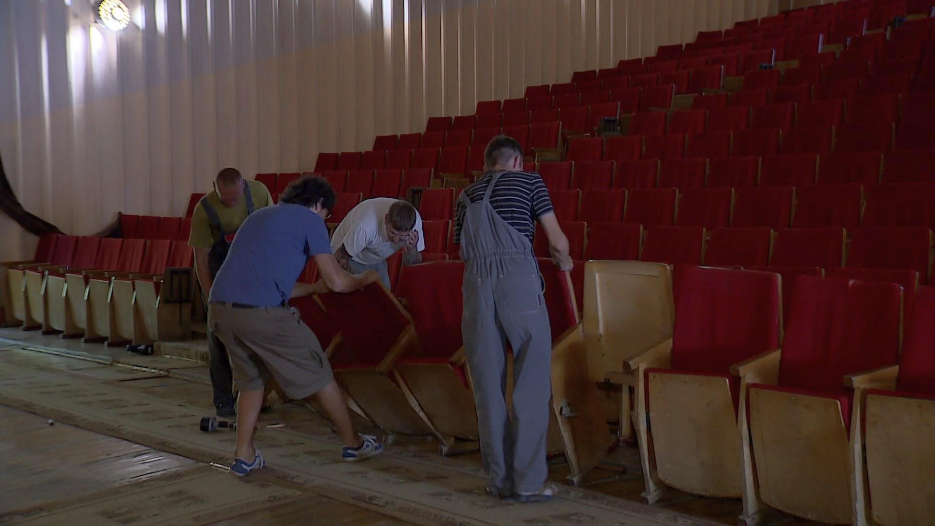 В Петропавловске отремонтируют драматический театр