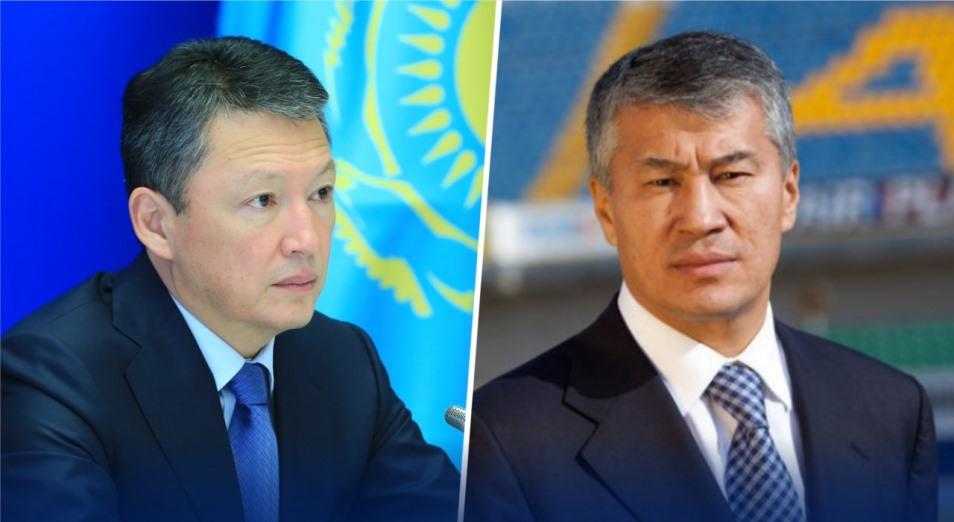Тимур Құлыбаев және Қайрат Боранбаев коронавирус эпидемиясы салдарымен күреске 1 млрд теңге бөлді
