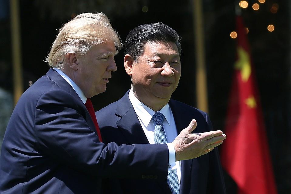 Трамп доволен торговыми переговорами с КНР