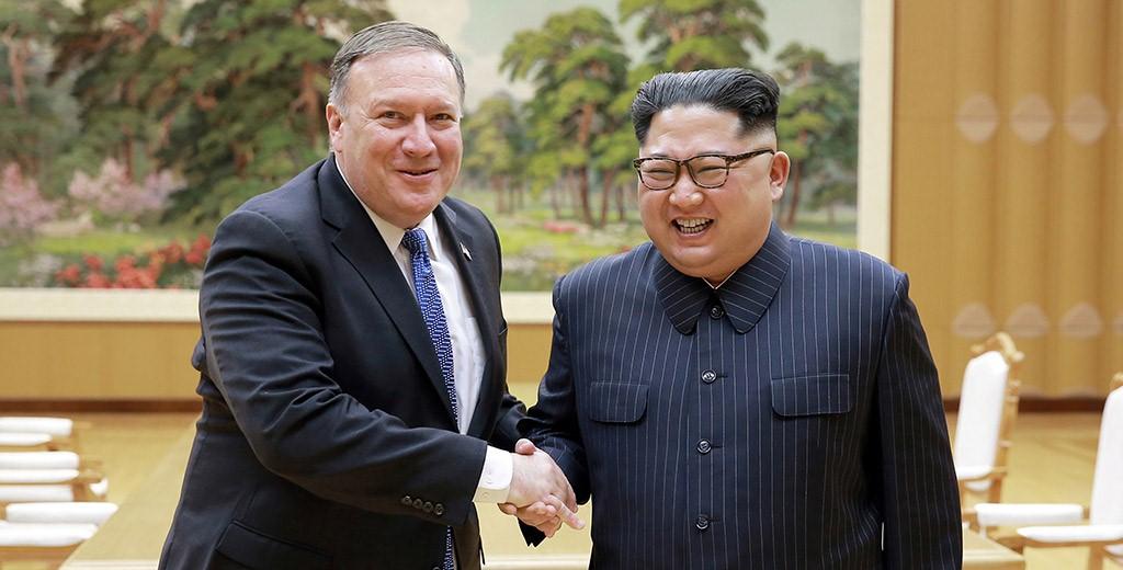 Ким Чен Ын на встрече с Помпео пригласил инспекторов проверить факт ликвидации ядерного полигона в КНДР – госдеп