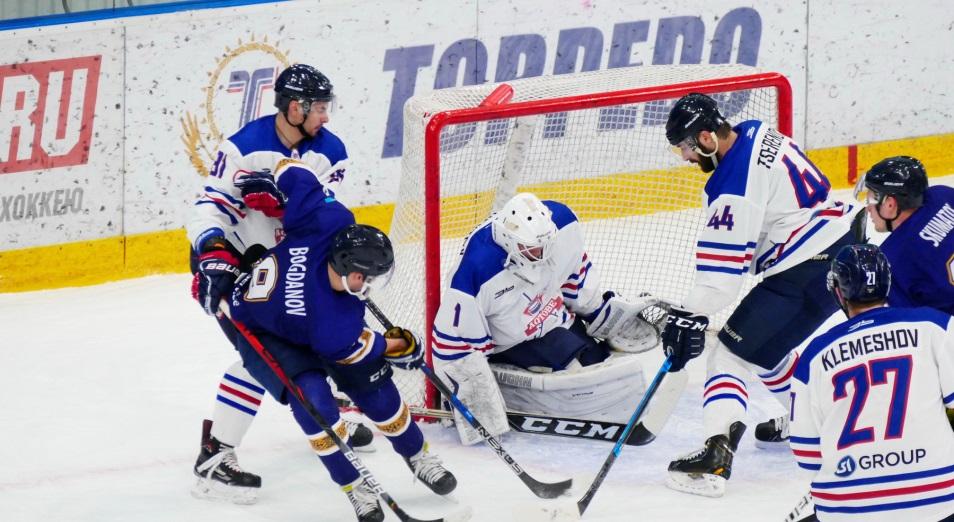 Чемпионат Казахстана: «Торпедо» укрепляет лидерство