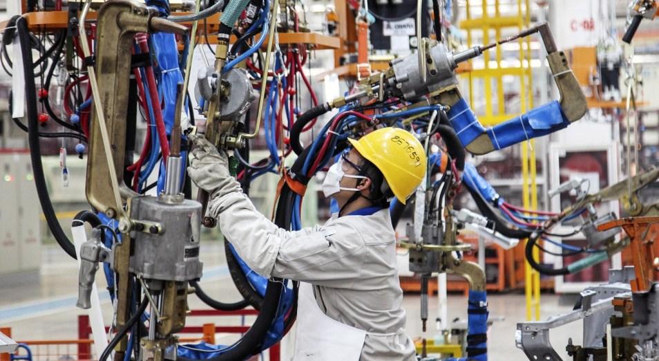 Переноса избыточных проммощностей из Китая в Казахстан не будет, Китай, Казахстан, Индустрия, производство , Промышленность, КИСИ