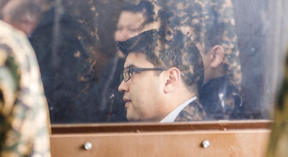 Суд Астаны: «Вина Бишимбаева доказана»