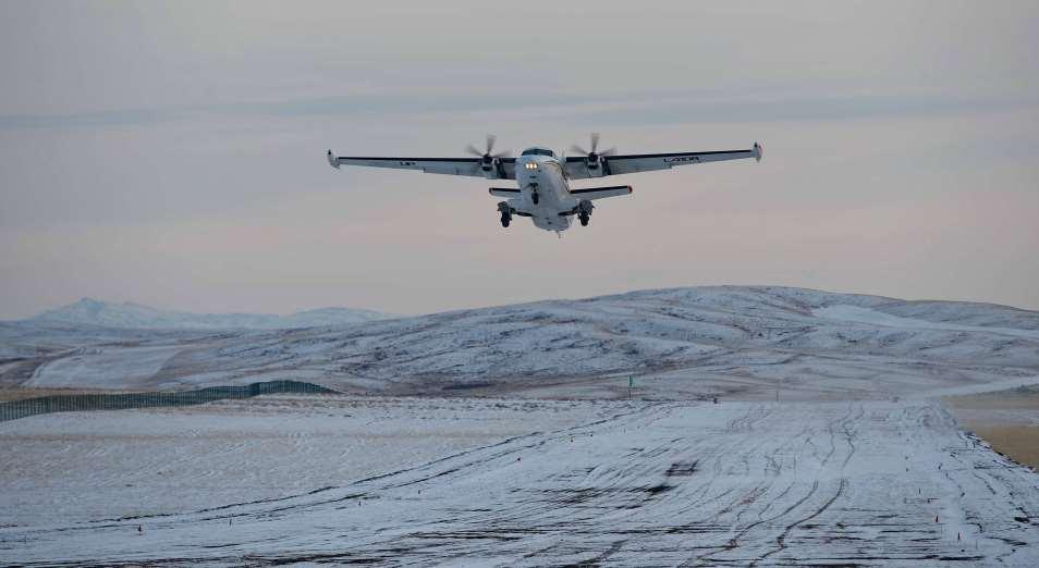 Баянаульский аэродром в Павлодарской области оказался на замке