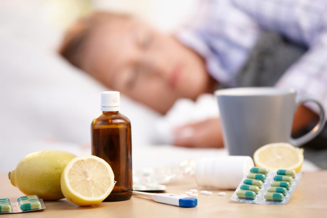 Казахстан могут атаковать два новых штамма гриппа