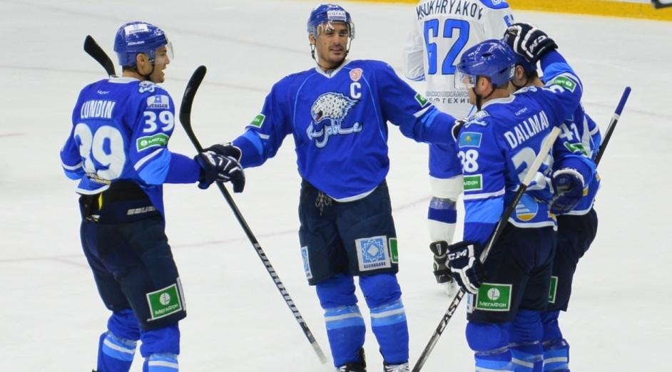 «Барыс» балансирует на грани первой восьмёрки на «Востоке» КХЛ