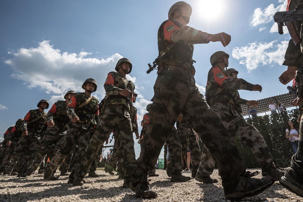 Международные армейские игры 2019 картинки