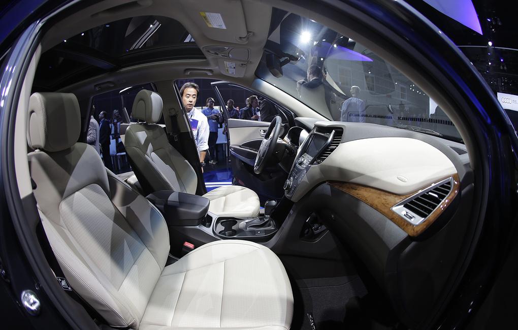 Hyundai представила технологию доступа к автомобилю без ключей