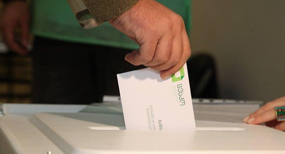 Грузия выбирает нового президента страны