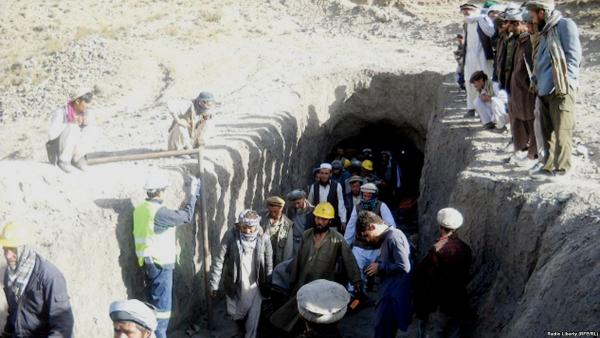 Ауғанстанда шахтадағы апаттан 30 адам қаза тапты