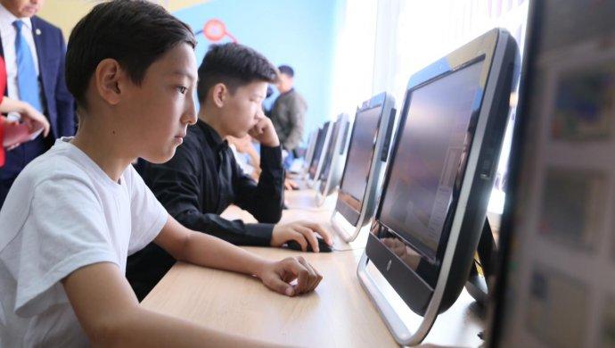 IT-классы будут созданы во всех школах ВКО в 2019 году