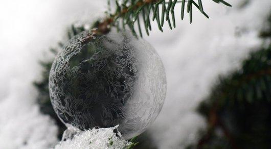 Морозная погода без осадков ожидается 5 ноября в республике