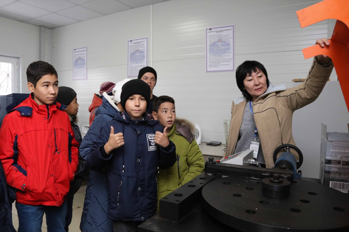 МИР РК начал реализацию социального проекта «Наставничество»