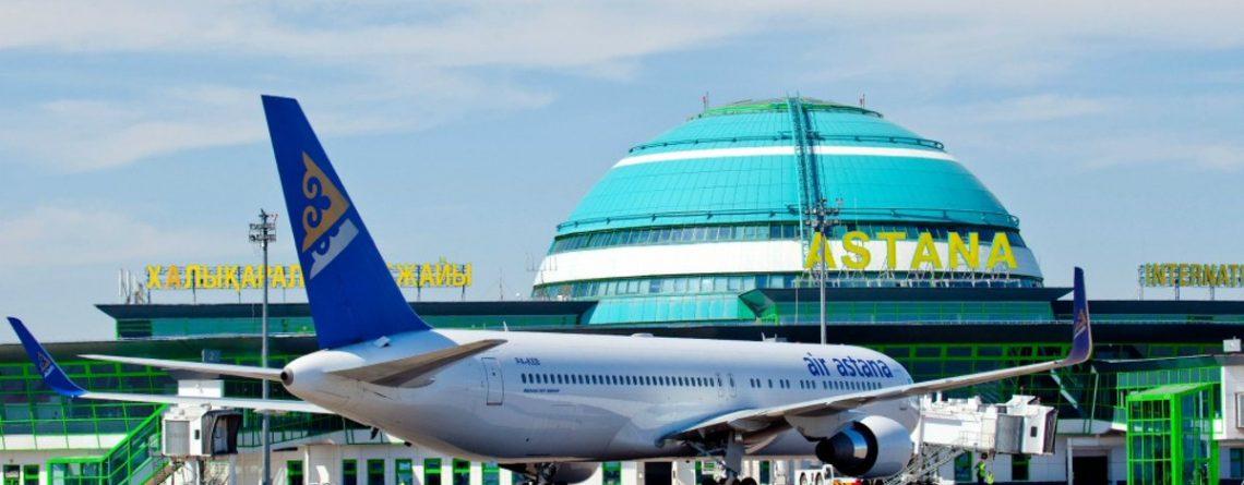 Казахстанские авиакомпании в 2018 году увеличили пассажиропоток на 7%