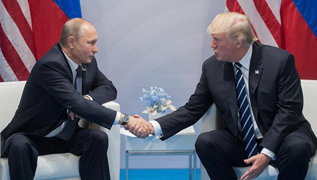 Трамп объявил об отмене встречи с Путиным на саммите G20