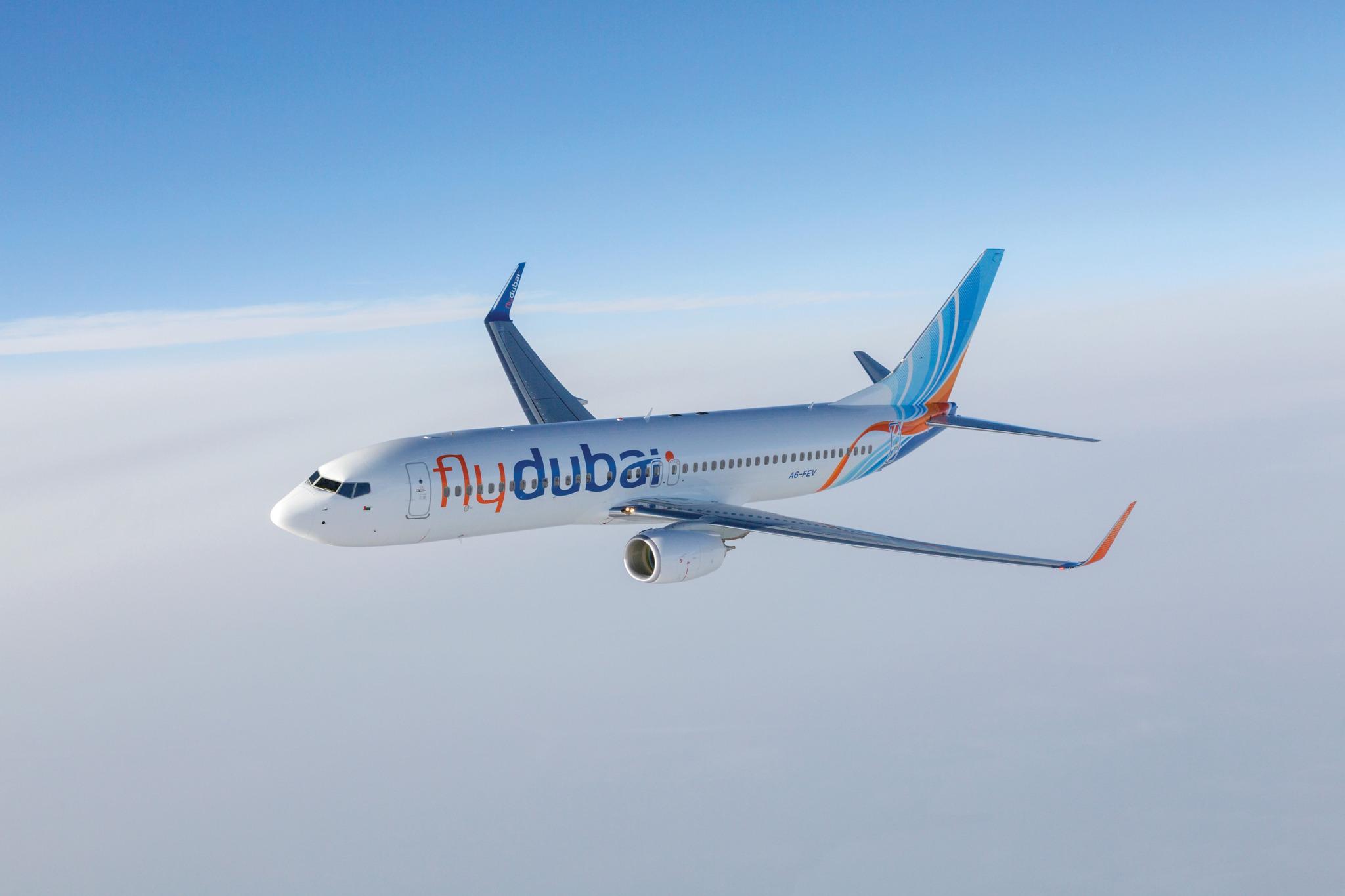 Fly Dubai запустила прямой рейс из Шымкента в Дубай