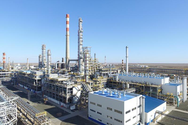 Атырауский НПЗ приступил к выпуску зимнего топлива класса К5