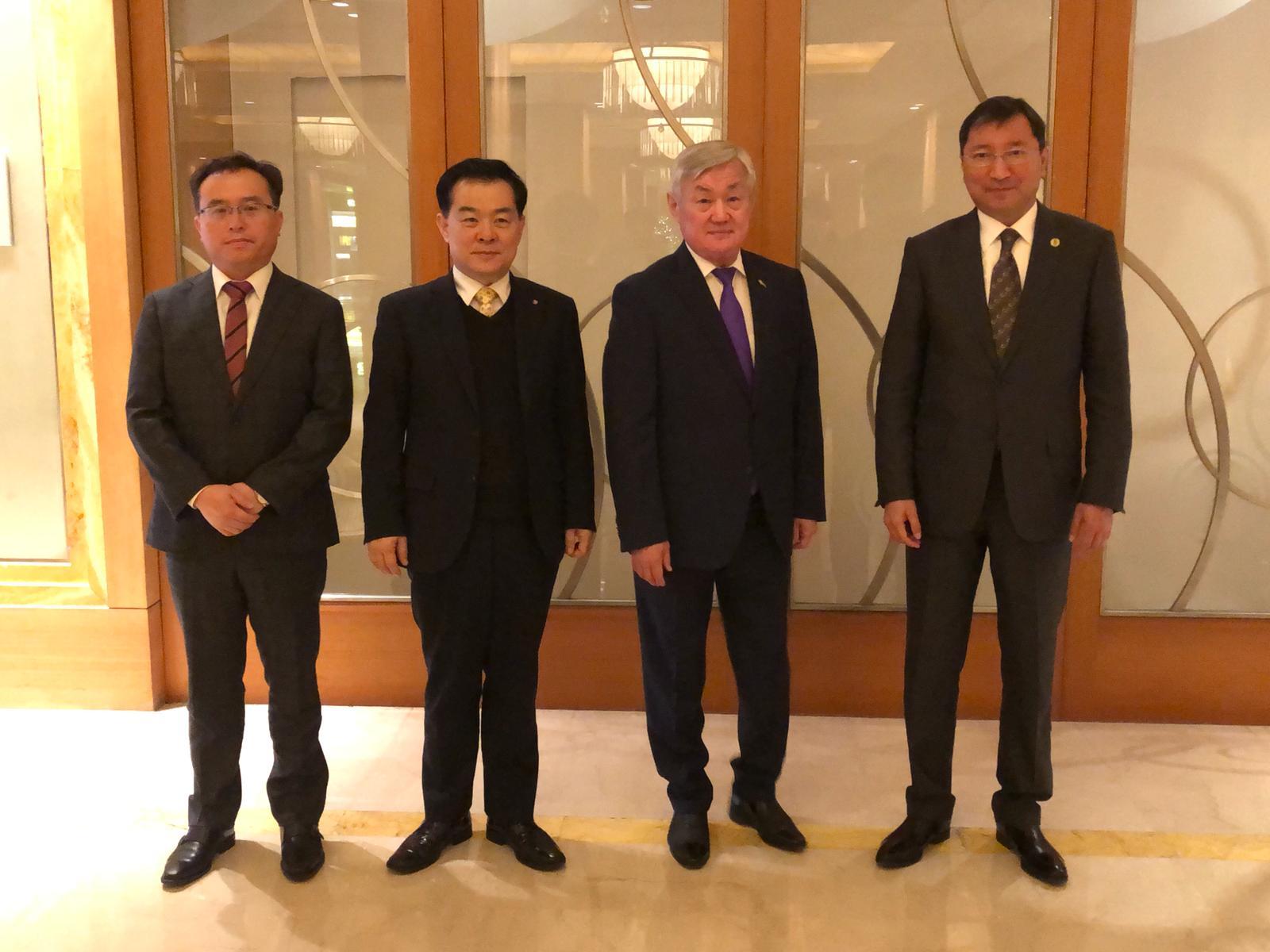 Сапарбаев напомнил KNOC об исполнении контрактных обязательств