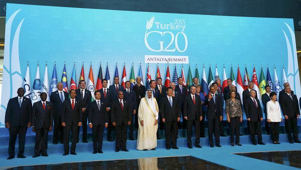 Страны G20 усилят борьбу с финансированием терроризма
