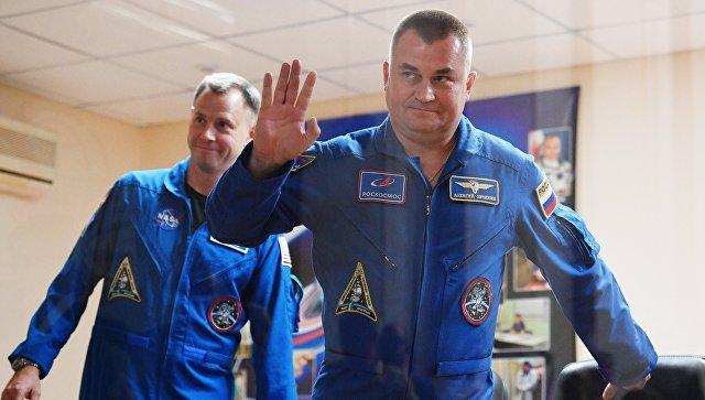 Космонавт Алексей Овчинин и астронавт Ник Хейг вновь полетят на МКС