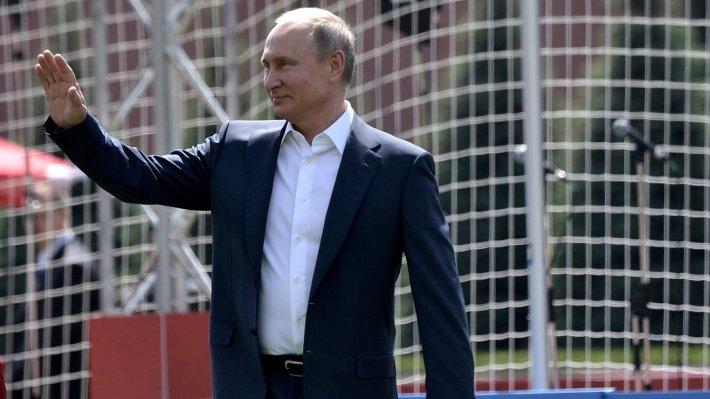 О планах Путина на день рождения рассказал пресс-секретарь российского президента