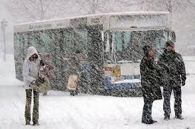 Снегопады и метели обещают синоптики на большей части республики 22 ноября