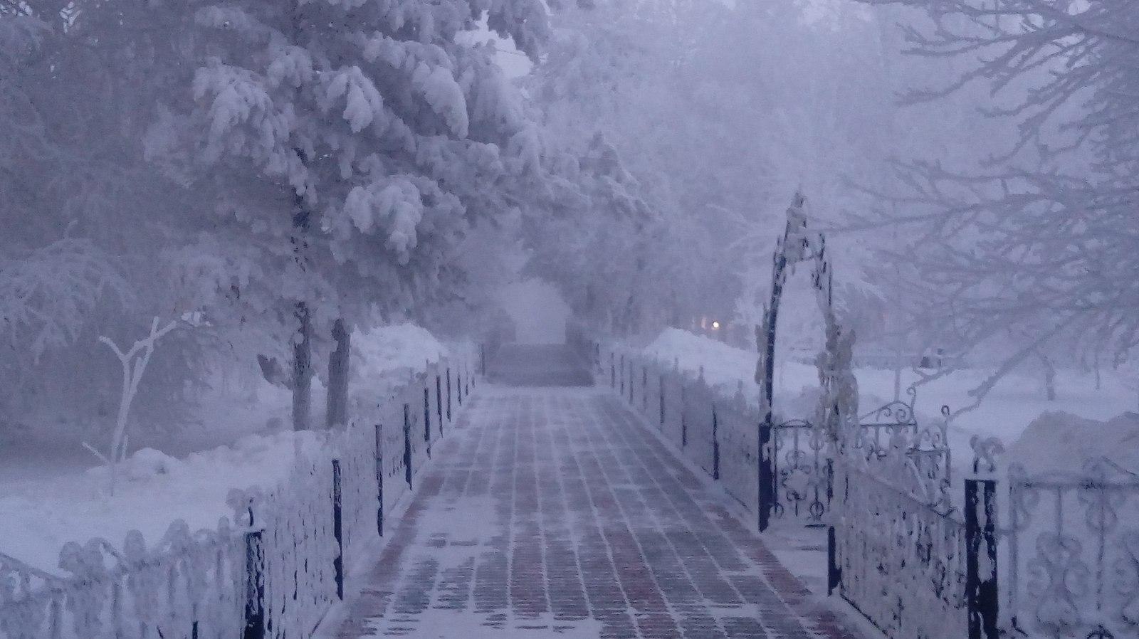 Погода в Казахстане: морозы свыше 30 градусов прогнозируют синоптики в четырех областях
