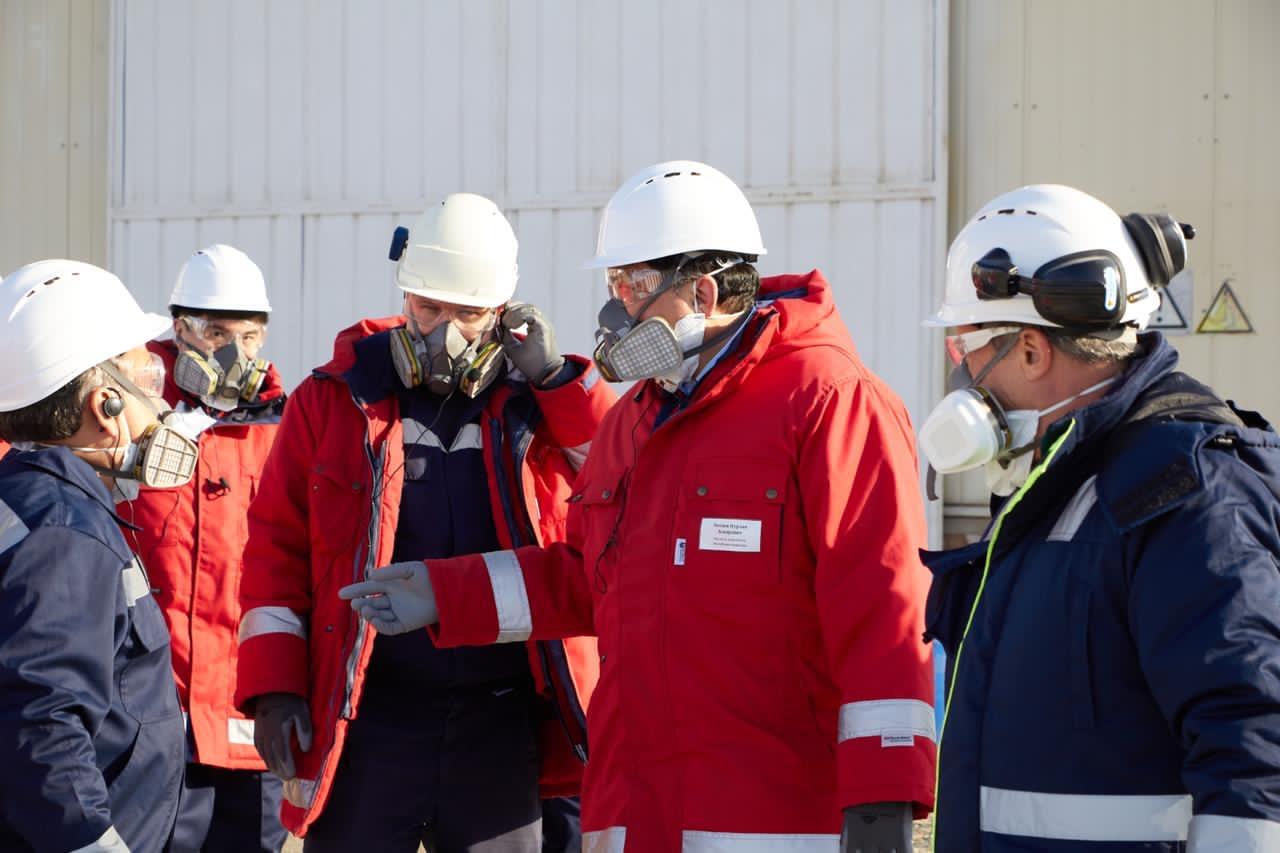 За первое полугодие  в Казахстане добыто 10 434 тонны урана