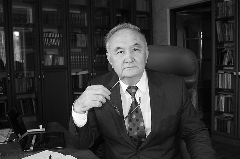 Ушел из жизни Есенгали Раушанов