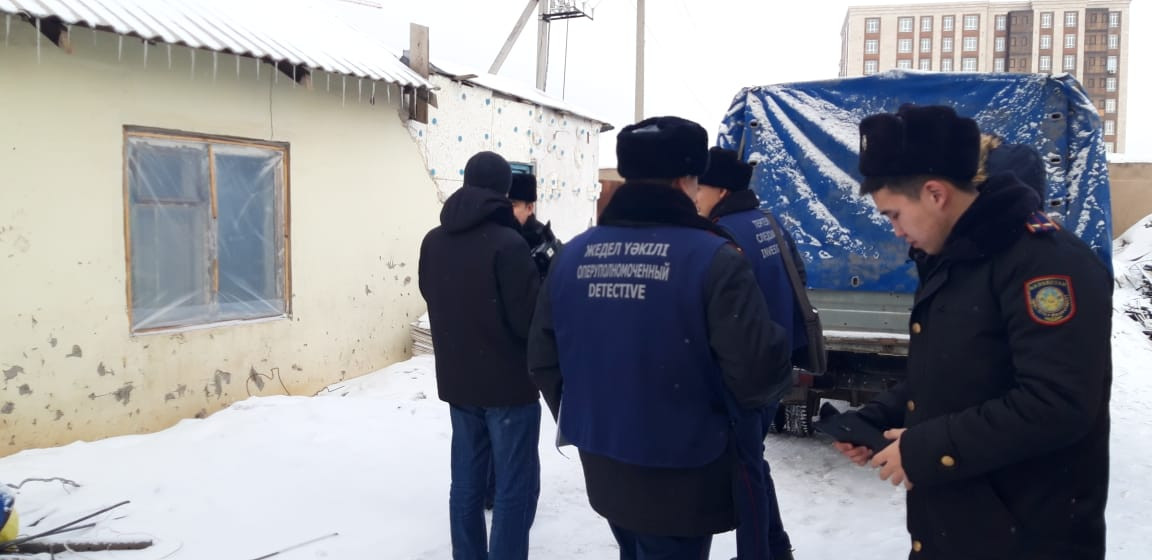 За минувшие сутки столичные полицейские проверили около 30 пунктов приема металла