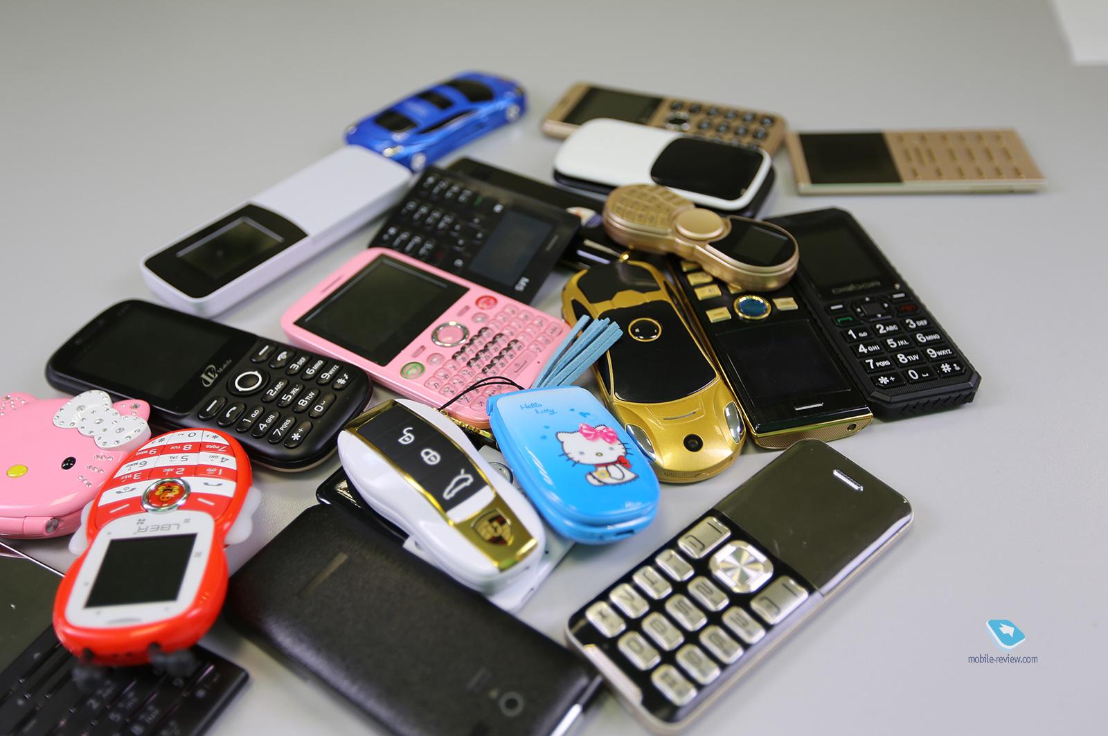 Поставки мобильных телефонов упали в Китае