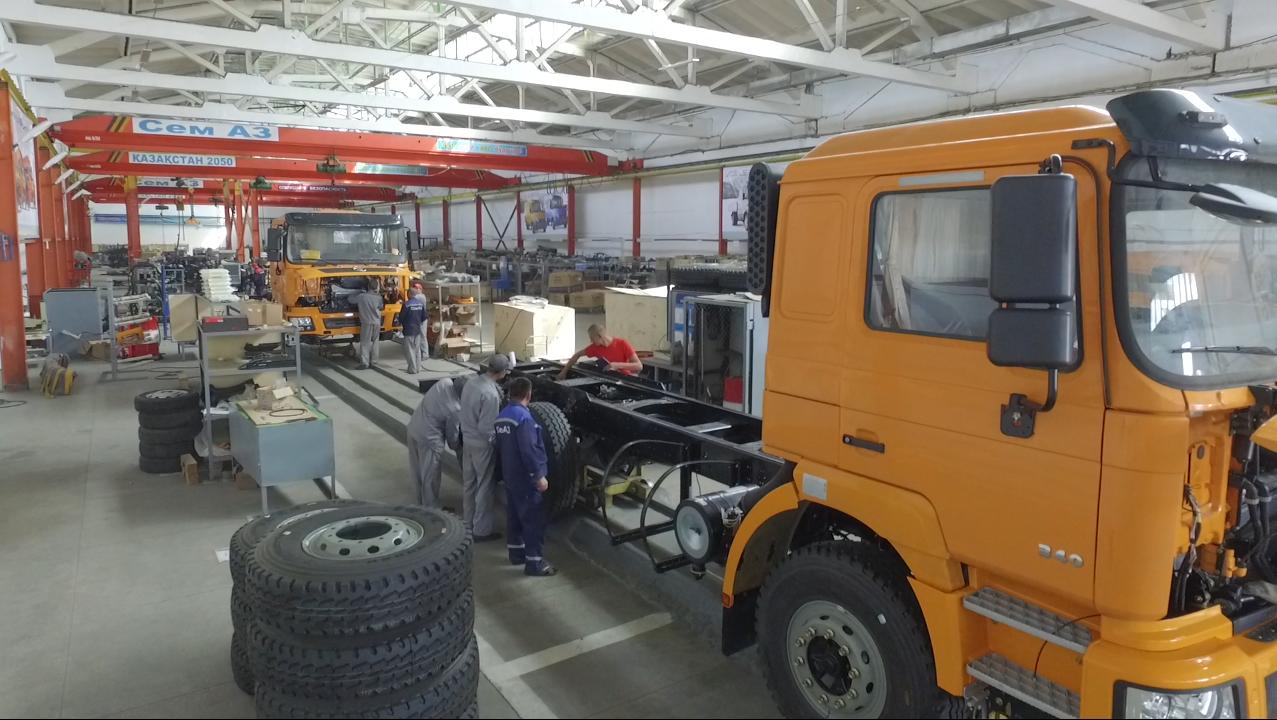 Объем производства машиностроения Казахстана за январь-сентябрь 2020 г. вырос на 32,7%
