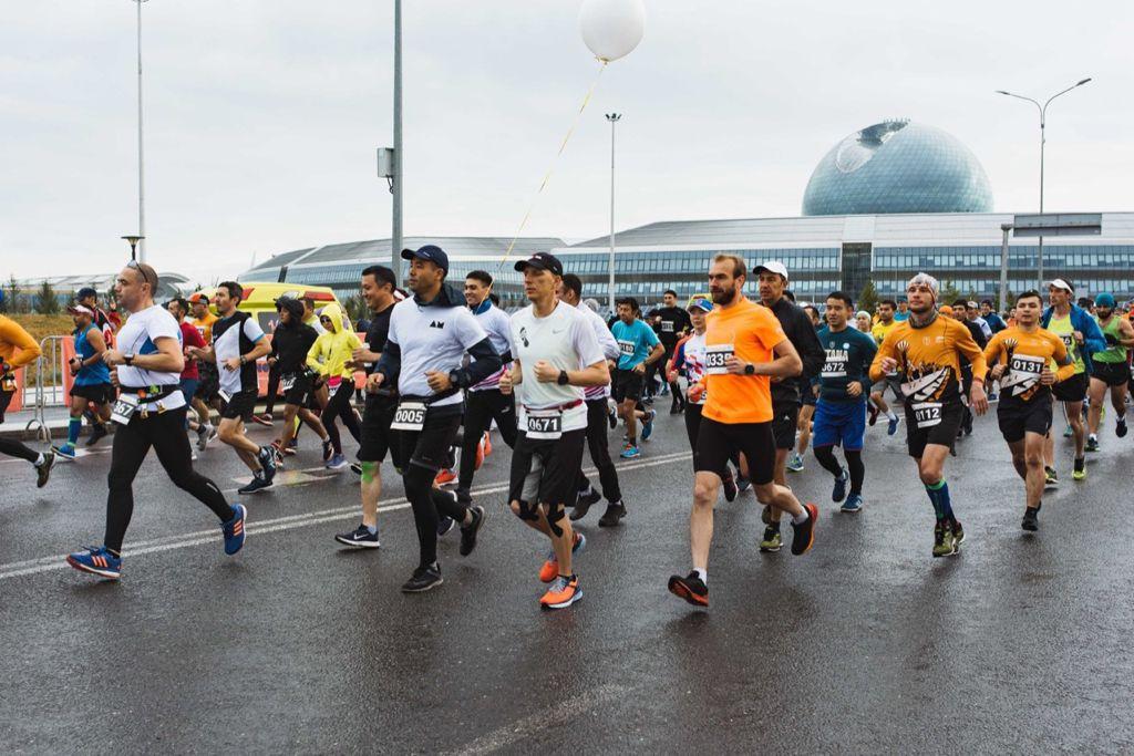 Astana Marathon 2021-ге екпе алған желаяқтар ғана қатыса алады