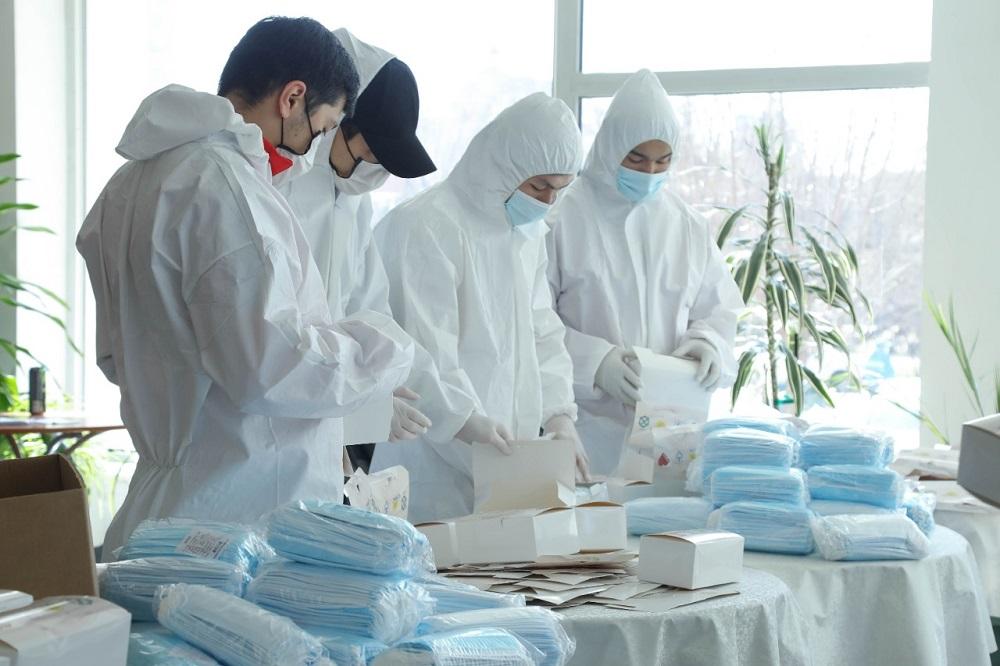 Число заражений COVID-19 в Центральной Азии превысило 85 тыс.