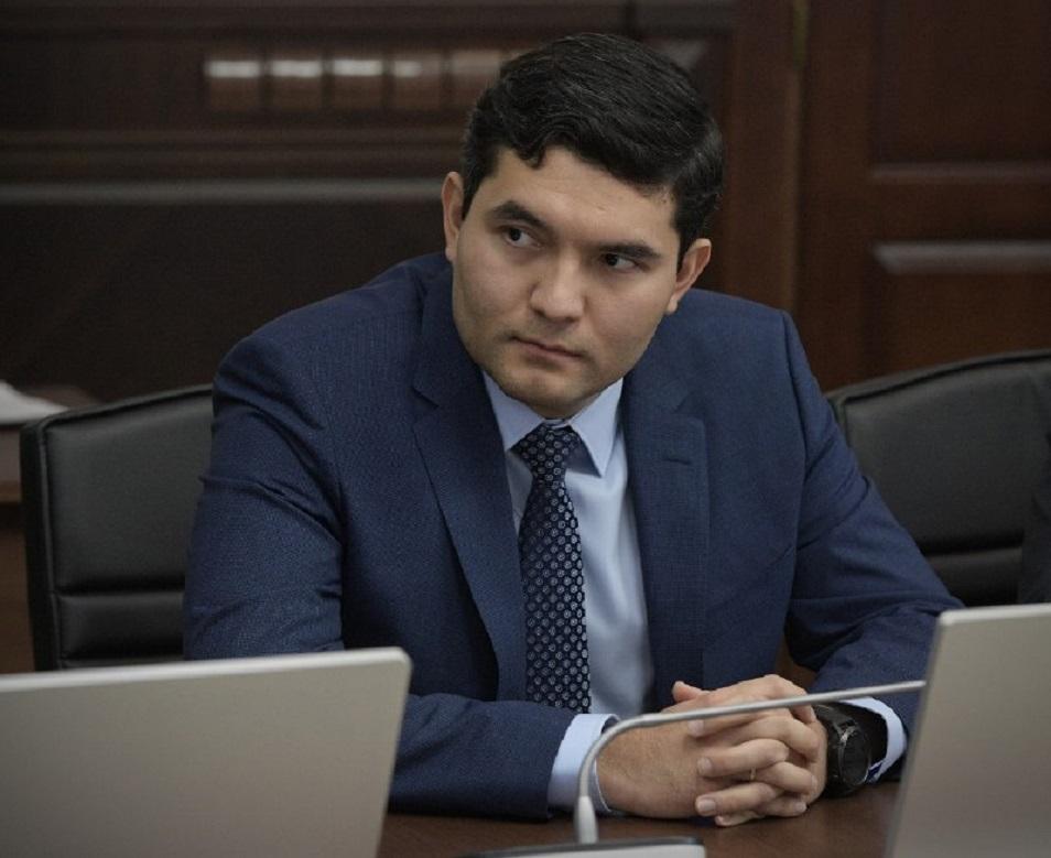 Әбілқайыр Сқақов тағы бір орынбасарын ауыстырды