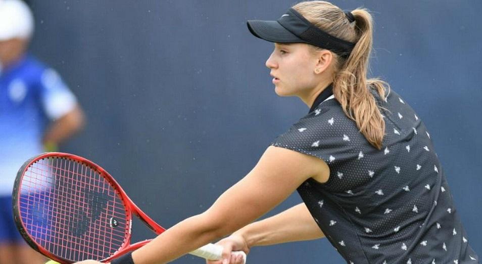Рыбакина вышла в финал одиночки Shenzhen Open